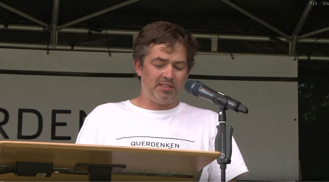 Michael Ballweg 20.6.2020 Fest für Frieden und Freiheit