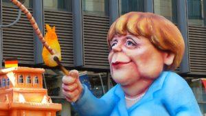 Frau Merkel und ihr letzter Kampf