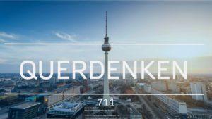 Querdenken, Grossdemo Berlin, 1 August 2020, Neue Location Strasse des 17 Juni - Aufzug Brandenburger Tor