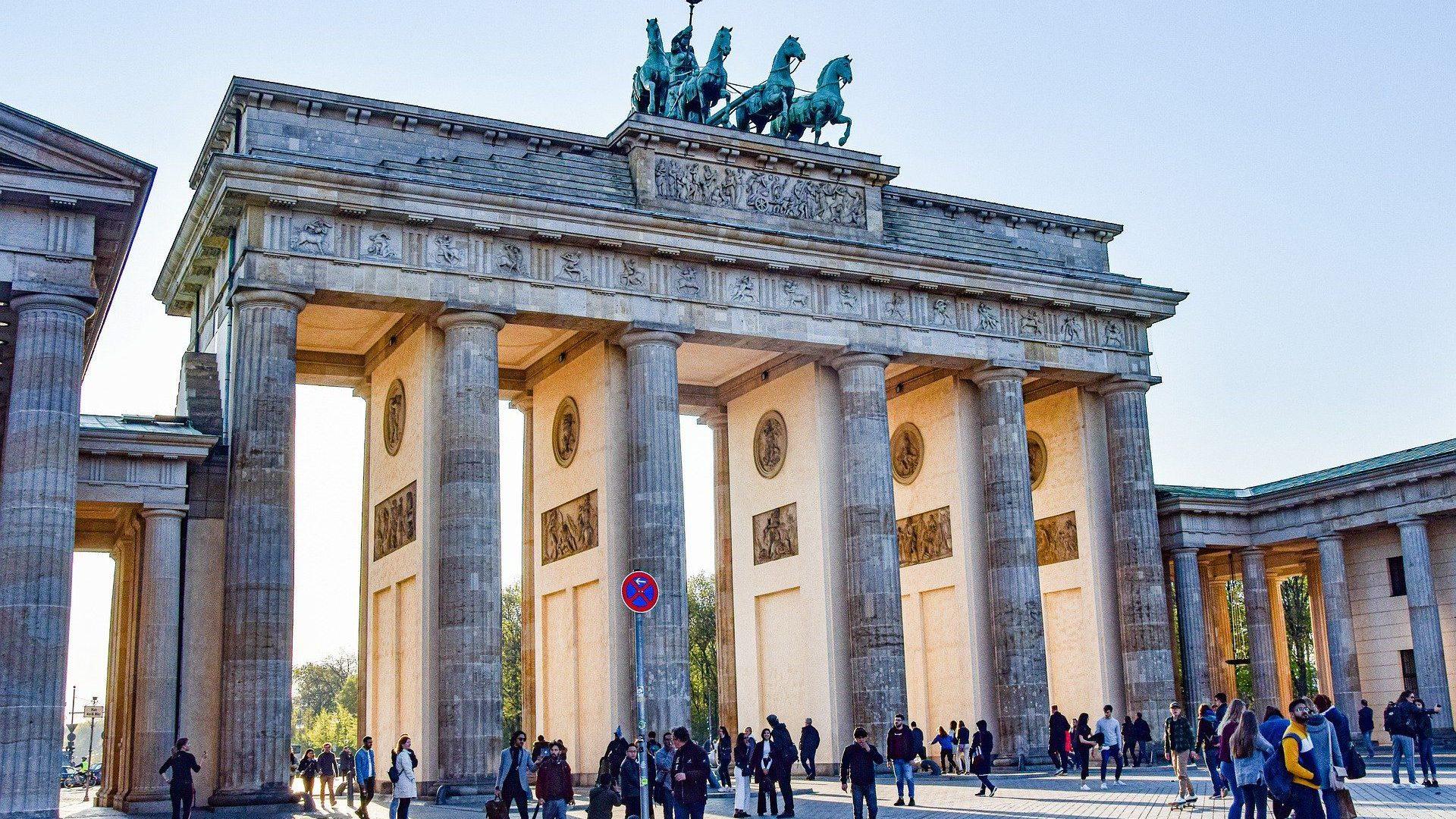 Querdenken - Großdemo am 01.08.2020 In Berlin Tag der freiheit