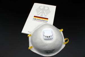 Querdenken-761 Freiburg kämpft für den Erhalt der Grundrechte