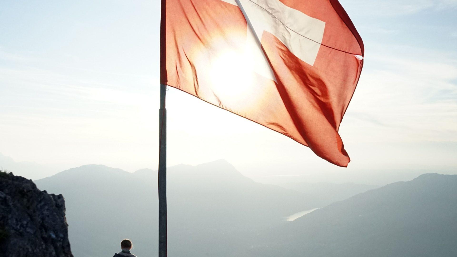 Die Schweizer und die Masken