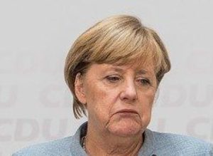 Angela das Volk ist da