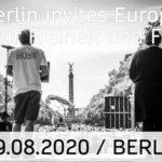 29.08 Berlin, Berlin wir kommen wieder - Querdenken