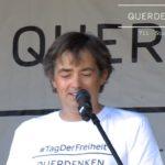 Michael Ballweg Berlin invites Europa