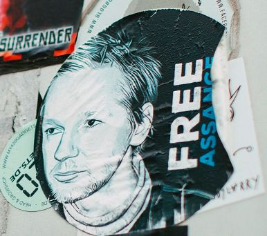 Julian Asssange - Free Assange