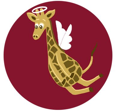 Kendra Gettel Der Dialog mit dem Giraffenengel