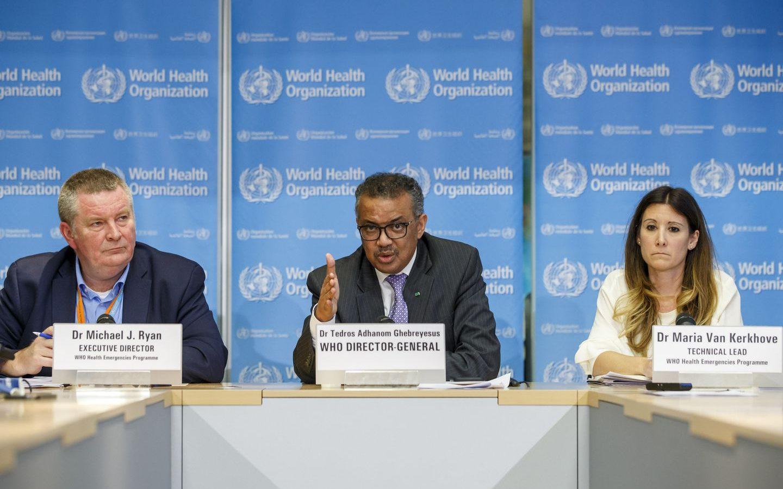 Nachtrag Video und Audiodateien der Spezialsession der WHO vom 4 Oktober 2020